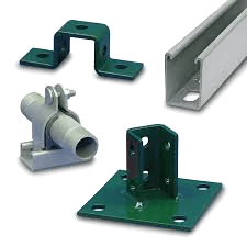 Conduit Stut and Fittings